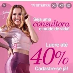 Seja um(a) Consultor(a) Romance/Favorita