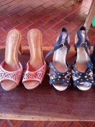 Calçados tamanho 35