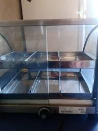 Estufa para salgados. 300 reais