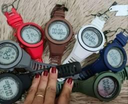 Título do anúncio: Relógio Xuffeng redondo prova d'água
