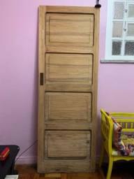 Título do anúncio: Portas em madeira maciça ipê
