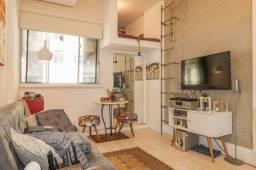 Apartamento à venda com 1 dormitórios em Copacabana, Rio de janeiro cod:18938