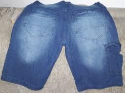 Título do anúncio: Calça e bermuda jeans