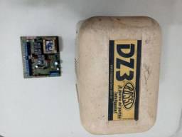 Placa eletrônica e tampa DZ3 Rossi