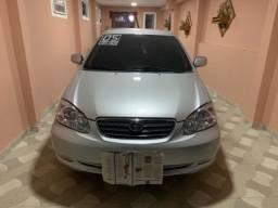 Corolla Xei 1.8 automático - R$ 29.000,00
