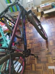 Título do anúncio: Bicicleta aro 29 azul  MTB
