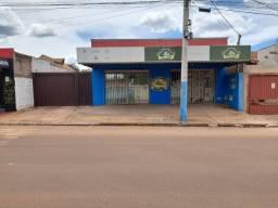 Casa 3 quartos e etc com salão comercial em avenida. bairro São Conrado