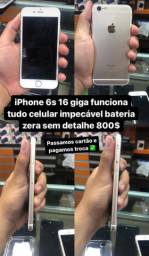 iPhone 6s sem detalhe impecável