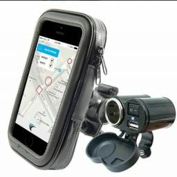 GPS/Mobile Holder for motorcycles XLS