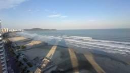Título do anúncio: Apartamento alto padrão 3 dormitórios suítes frente mar Campo da Aviação Praia Grande