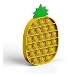 Título do anúncio: Pop It Fidget Toy Abacaxi Pop Bubble Fidget Sensorial Toy