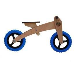 Bicicleta de equilíbrio de madeira Woodbike!!!