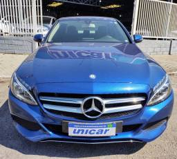 Mercedes-Benz C 180 1.6 CGI Exclusive Turbo Automático