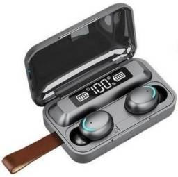Vendo Fone de Ouvido Bluetooth F9-5 c/ PowerBank 2200mah