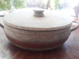 Panela em pedra sabão