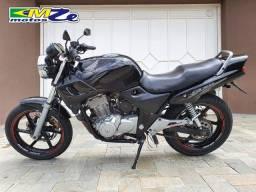 Honda CB 500 2000 Preta com 75.000 km