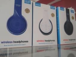 Título do anúncio: Fone Bluetooth sem fio headphone Alta Qualidade