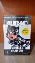 Título do anúncio: Graphic Novel DC - Eaglemoss Collections