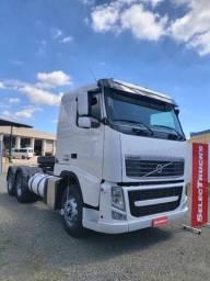 Volvo Fh 460 6x2 shift