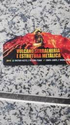 Vulcano serralheria tel 947694272