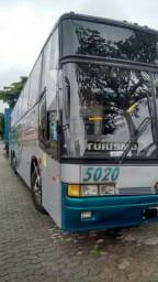 Ônibus M. Benz O400 motor mb1935 carroceria Marcopolo Paradiso 44 lugares - Completo - 1996