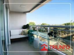 (HN) Apartamento novo no Guararapes - 3 quartos - 2 vagas- Varanda Gourmet-Fino Acabamento