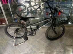 Bicicleta cross aro 20 caloi estado de nova