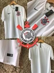 Camisa do Corinthians 18/19 nova