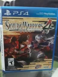 Samurai Warriors 4 PS4