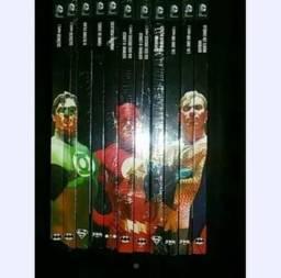 DC comics graphic novels