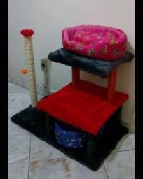Cama / arranhador para gatos