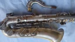 Saxofone tenor amati
