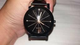 Relógio Analógico Quartz Unissex