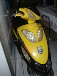 Moto Elétrica kin Motlrs - 2010