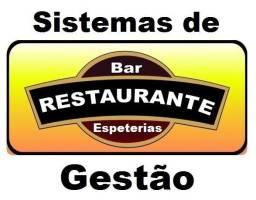 Sistema de Gestão e Controle para Bares, Restaurantes, Espeterias e afins