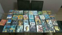 Coleção de vários filmes são 200 filmes
