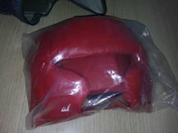 Capacete Everlast Boxe Vermelho, Artes marciais