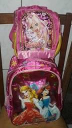 Vendo mochilete Nova das princesas