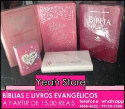 Livros Evangélicos e Bíblias