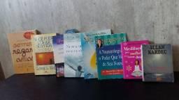 Livros ( combo com 8 livros )