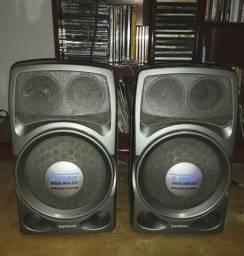 Vendo 2 caixas de som Gradiente