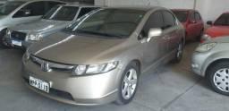 New Civic 1.8 lxs automatico 2008 2008 - 2008
