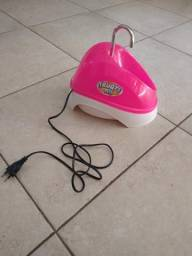 Bebedouro Truqys Pet 2 Litros Fonte Automática Bivolt Rosa
