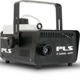 Maquina De Fumaça Pls F1000 Controle Sem Fio 220v 2 Anos Garantia