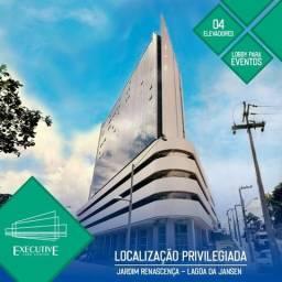 G - Executive Lake | Salas Comerciais no Renascença | Sem Entrada | 41 a 86 m²