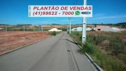 Terrenos no Gralha Azul - Fazenda Rio Grande/PR - Entr. + Parcelas a partir de 695,50