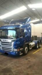 Caminhão Scania - 2014
