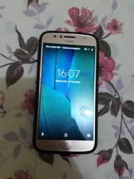 Vendo celular motoG6 valor 500 reais