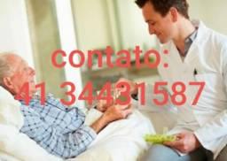 Cuidador de idosos, crianças e adultos em condições especiais