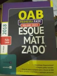 Livro OAB primeira fase esquematizado